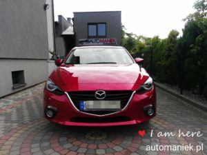 Mazda na www